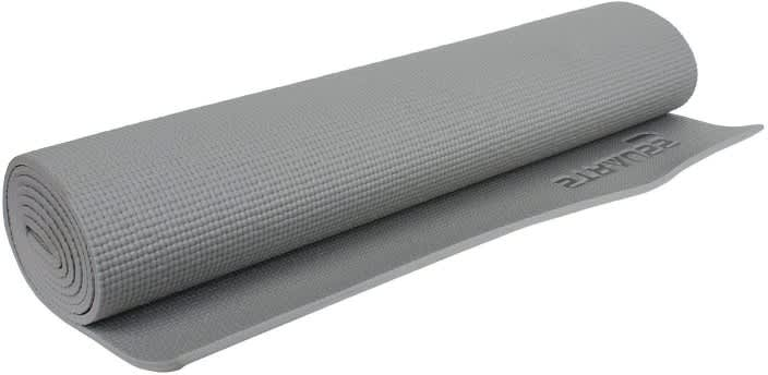 Strauss Anti-skid Grey 6 mm Yoga Mat