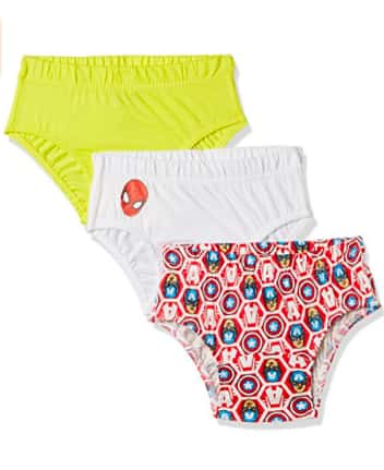 Marvel Boys' Underpants Set (Pack of 3)
