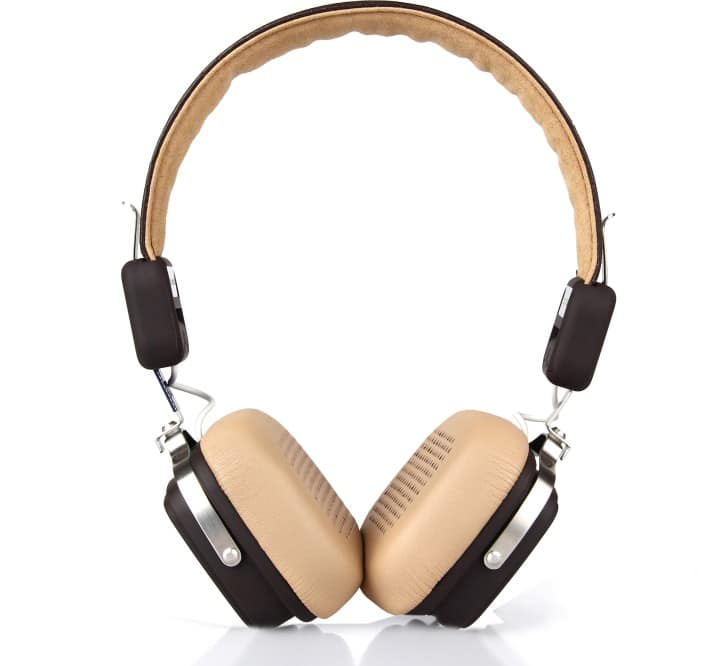 boAt Rockerz 600 Headset with Mic  (Brown, On the Ear)