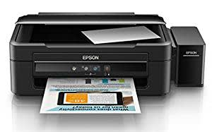 Epson L361 Multifunction Color InkTank Printer (Black)
