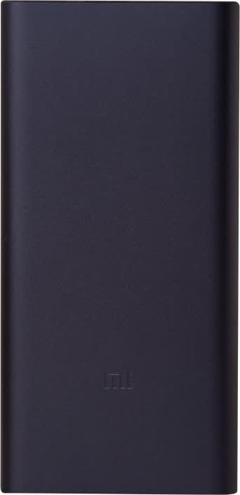 Mi 10000 mAh Power Bank (PLM09ZM, 2i)  (Black, Lithium Polymer)