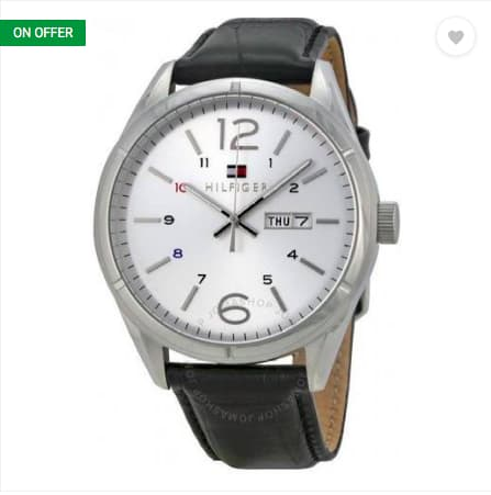 50% off on tommy Hilfiger watches