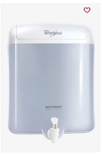 Whirlpool Destroyer 6L Water Purifier (White)