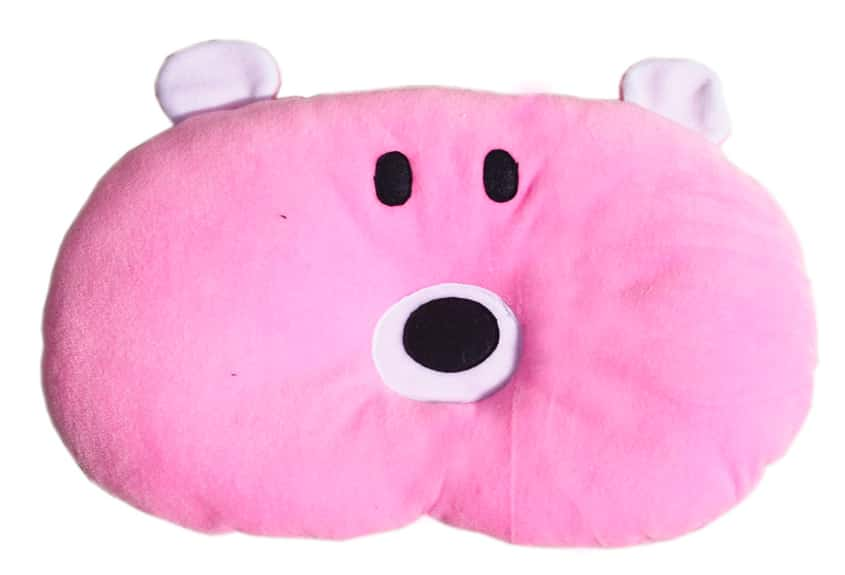 Amardeep baby Stuffed Toy Teddy Baby Pillow 22*19cms