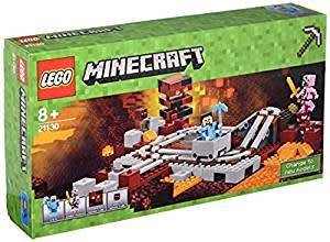 Lego The Nether Railway, Multi Color