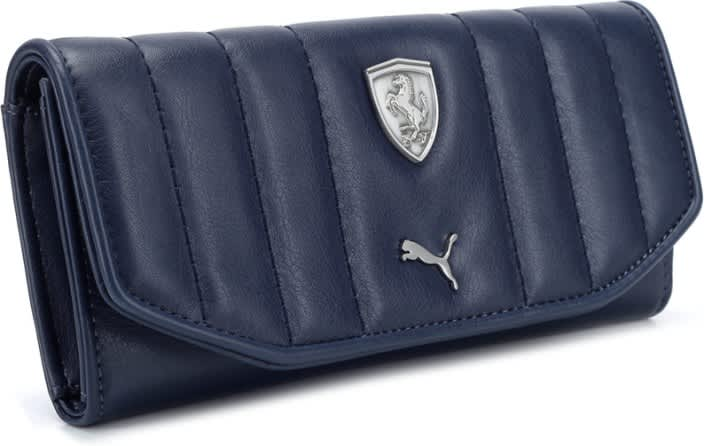 for girls Puma Women Blue Clutch