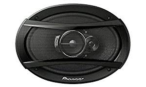 Pioneer TS-A936 6x9-inch 3 Way Co-Axial Car Speaker (Black)