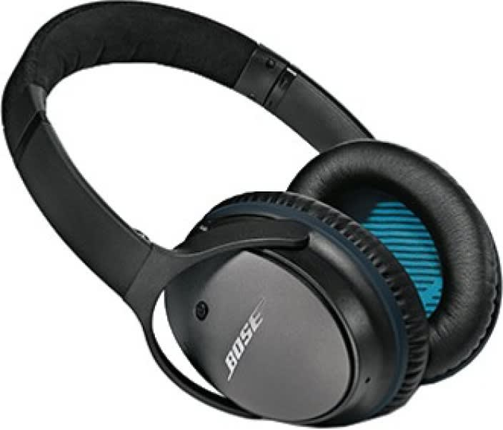 Bose QuietComfort 25 for Samsung/Android Devices Headset with Mic  (Black, Over the Ear)
