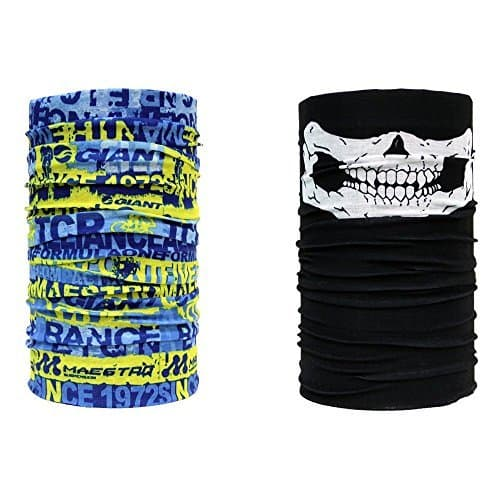 Combo of Noise Maestro and Jaw Multifunctional Headwrap at Rs.148 [85% off]