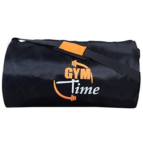 Fashion 7 Polyester 25 Ltr Black Sports Duffle Rs.224 - Amazon