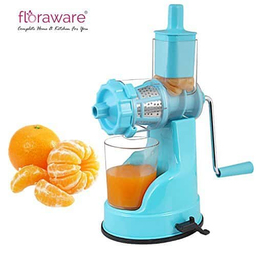 Floraware Plastic Fruit and Vegetable Juicer Rs.243 - Amazon