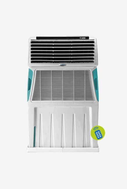 Symphony 110 Litres Touch 110 205 W Room Cooler (White)