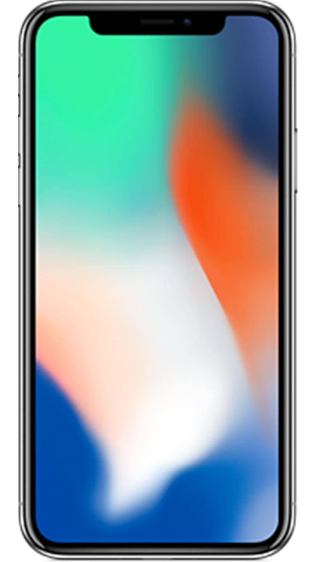 Apple iPhone X 64 GB (Silver) Apply code 'A8K'