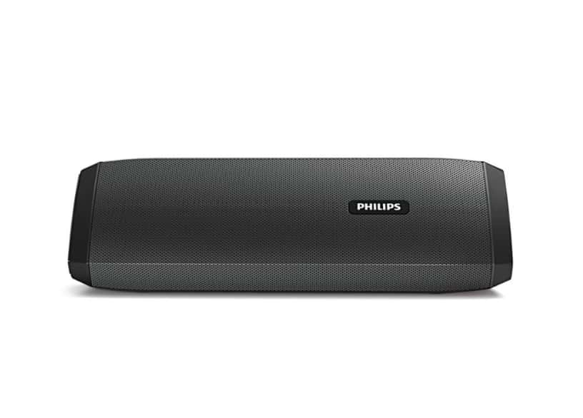 Philips BT120 Bluetooth Speakers (Black)