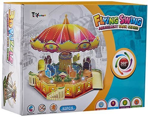 Toyhouse Flying Swing Electronic 3D Puzzle at Rs.268 [79% off]