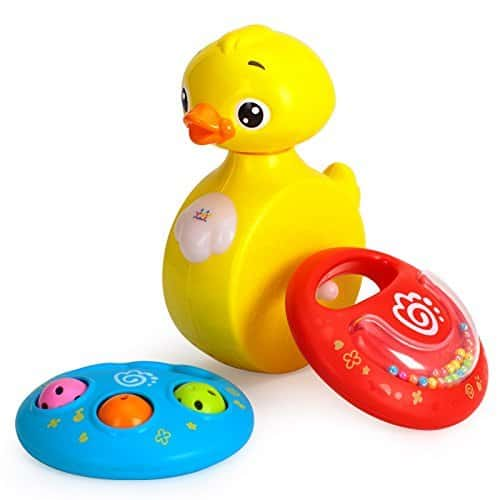 Toyhouse Yo Yo Sliding Duck with Music/Light/Rattles Toy For Baby Multi at Rs.299 [77% off]