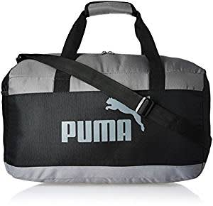 Puma 35 Ltrs Black-Quiet Shade Laptop Bag (7512301)