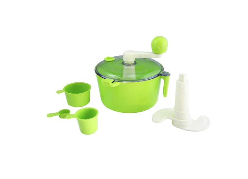 LMS Plastic Dough Maker, Green