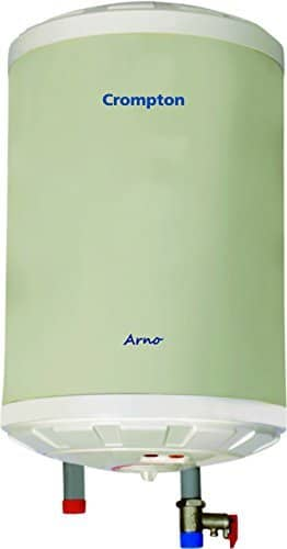 Crompton Arno 6-Litre Storage Water Heater (Ivory) @ Rs.3042/- (57% off)