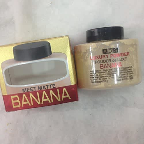 Ads Meet Matte Banana Powder @ 132, 78% off