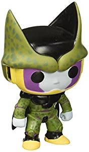 Funko Pop Anime Dragonball Z Perfect Cell Action Figure, Multi Color