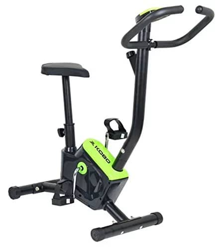 KOBO EXERCISE BIKE UPRIGHT CYCLE AB CARE KING CARDIO FITNESS -- Rs. 5169 (60% off)