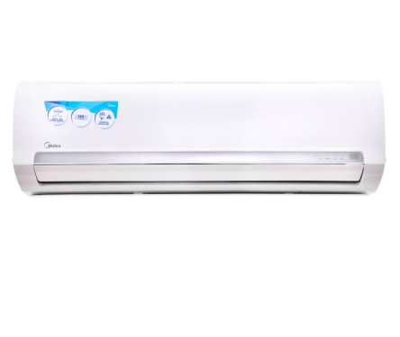 Midea 1 Ton 3 Star BEE Rating 2018 Split AC - White  (12K Santis Pro - MAS12SP3C8F0, Copper Condenser)#OnlyOnFlipkart