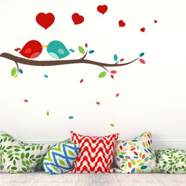 Wall stickers start at 69 only