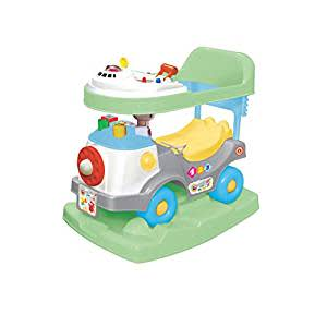 Toyzone Educational Rider 3 In 1, Multi Color