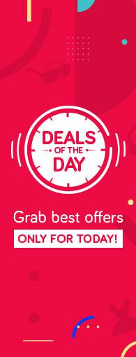 Flat Rs.50 instant discount on min. 499 at Snapdeal [All users]