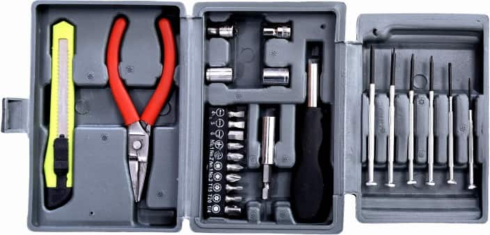 Fashionoma Hobby Tools Kit Standard Screwdriver Set  (Pack of 25)#OnlyOnFlipkart
