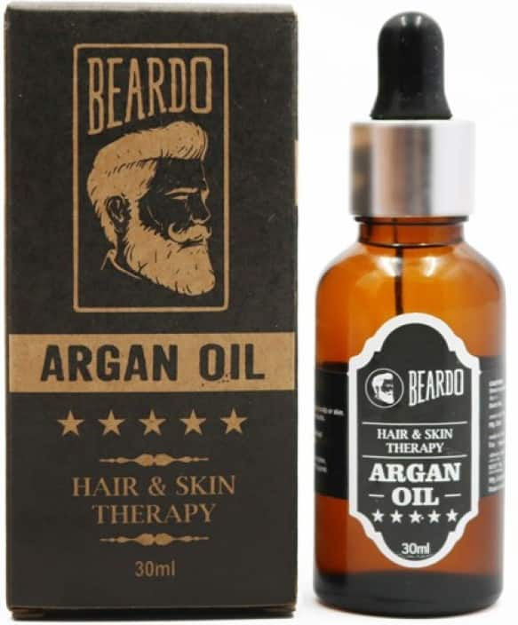 Beardo ARGAN – Hair & Skin Treatment and Therapy Oil-Moisturizing & Conditioning  (30 ml)