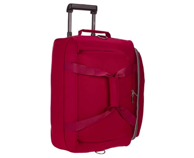 Skybags Cardiff Polyester 52 cms Red Travel Duffle (DFTCAR52RED)