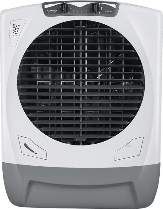 Flipkart : Maharaja Whiteline Rambo ( AC-303 ) Desert Air Cooler (White, Grey, 65 Litres) at 8374