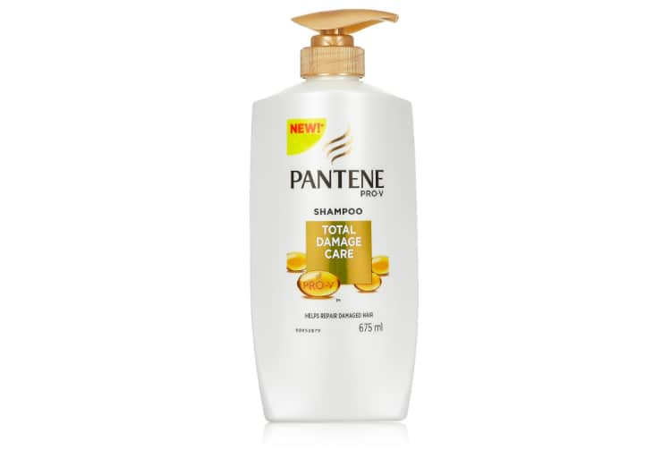 Pantene Total Damage Care Shampoo, 675ml