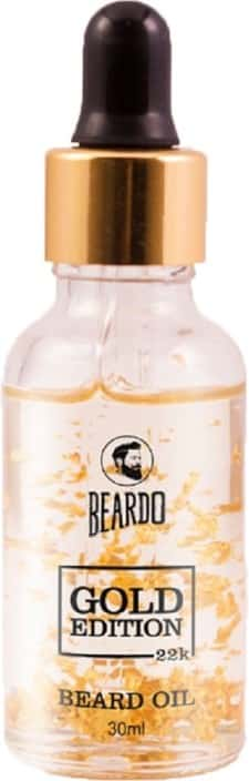 Beardo 22K Gold Limited Edition Beard Hair Oil  (30 ml)