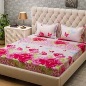 Bombay Dyeing Bedsheets Minimum 50% off Rs.359- Flipkart