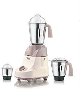 Mix N Roll MNR550 550-Watt Mixer Grinder (Grey)