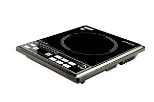 Usha C 2102 P 2000-Watt Induction Cooktop (Black)