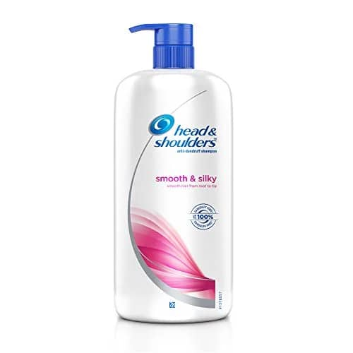 Head & Shoulders Smooth and Silky Shampoo, 1L @511 + Rs.50 Amazon Pay Balance