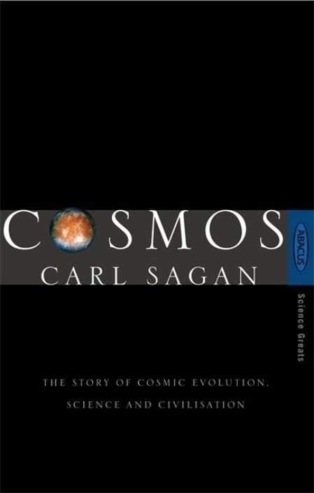 Cosmos: The Story of Cosmic Evolution, Science and Civilisation  (English, Paperback, Carl Sagan)