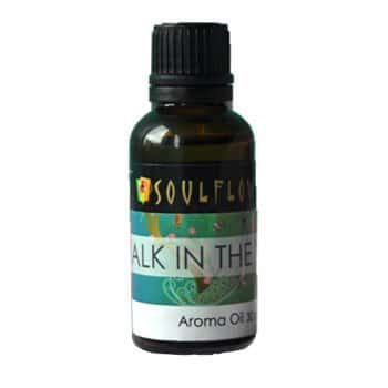 Soulflower Walk in the Wood Aroma Oil, 30ml