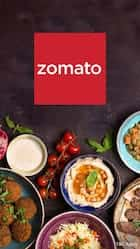 Save Flat Rs.150 on min. 300 on 1st Order at Zomato