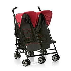 Hauck Turbo Duo Buggy - Caviar Tango (Multicolor)