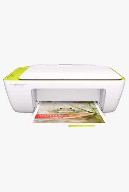HP DeskJet Ink Advantage 2138 AIO Printer (White)