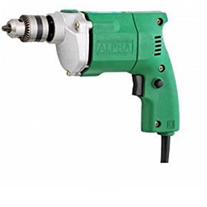 Spartan Alpha A6102 10MM 350-Watt Electric Drill (Multicolor)