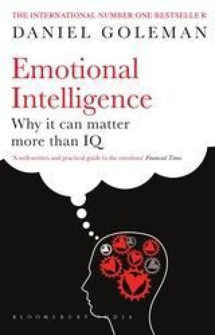 Emotional Intelligence Paperback Rs. 198 - Fipkart