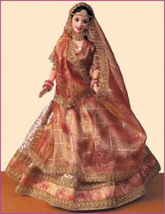 Barbie Wedding Fantasy Doll (Multicolor) For Rs. 1398 @44% Off MRP Rs. 2499