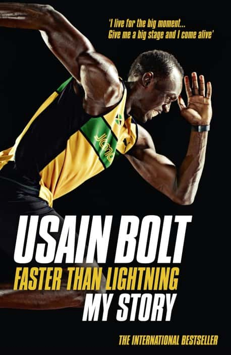 FASTER THAN LIGHTNING: MY Story  (English, Paperback, Usain Bolt)