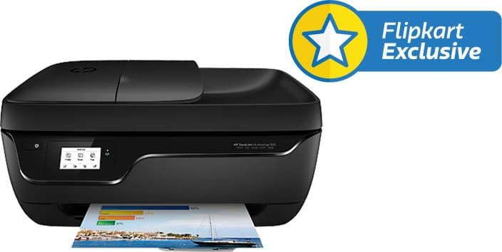 FREE Rs. 1500 BMS Voucher - HP All In One DeskJet Wireless Printer